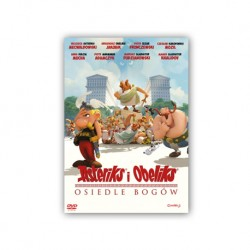 Asteriks i Obeliks: Osiedle Bogów - film DVD