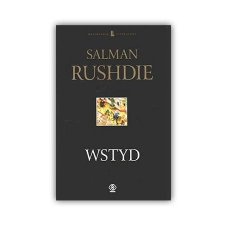 """""""WSTYD"""" SALMAN RUSHDIE"""