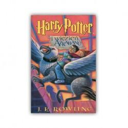 """HARRY POTTER I WIĘZIEŃ AZKABANU"" J.K. ROWLING"