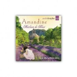 """""""AMANDINE"""" MARLENA DE BLASI - AUDIOBOOK"""