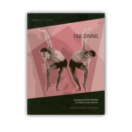 FINE DINING [BALET I TANIEC - 12] - film DVD
