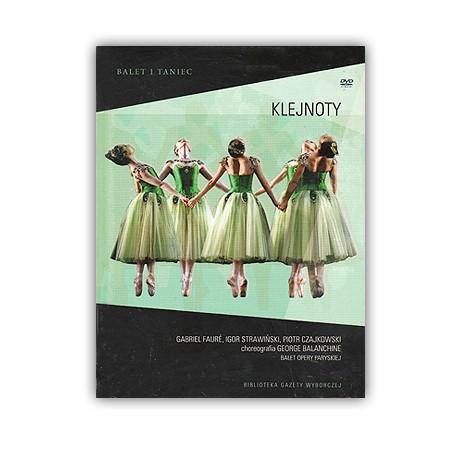 KLEJNOTY [BALET I TANIEC - 21] - film DVD