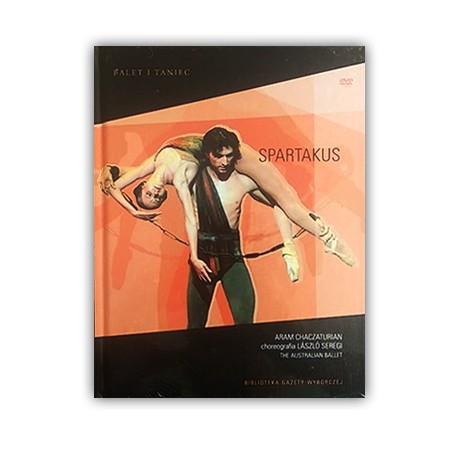 SPARTAKUS [BALET I TANIEC - 22] - film DVD