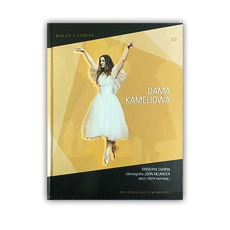 DAMA KAMELIOWA [BALET I TANIEC - 24] - film DVD