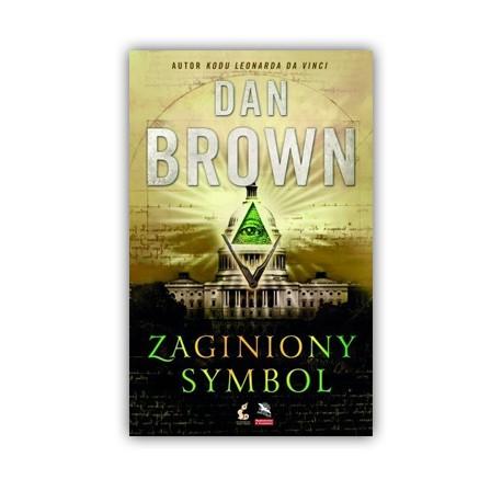 """ZAGINIONY SYMBOL"" DAN BROWN"
