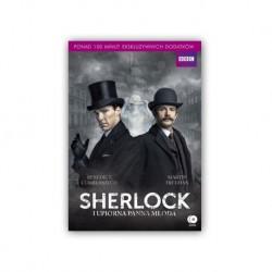 Sherlock i upiorna panna młoda