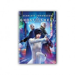 Ghost in the Shell - film DVD