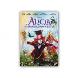 Alicja po drugiej stronie lustra - film DVD