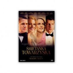 Śmietanka towarzyska - film DVD