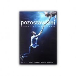 Pozostawieni - sezon 2 / film DVD