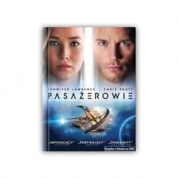 Pasażerowie - film DVD