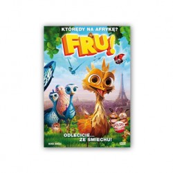 Fru! -film DVD