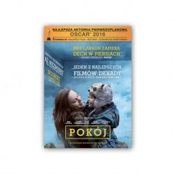 Pokój - film DVD