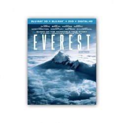 Everest - film blue ray