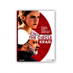 The Circle. Krąg - film DVD